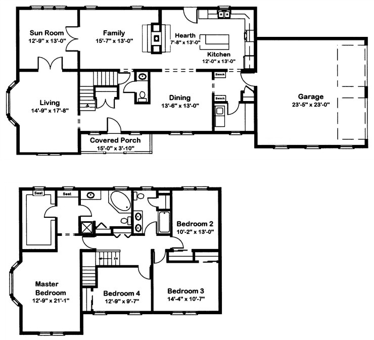 Deer Valley Mobile Home Floor Plans: Manufactured And Modular Home Builder